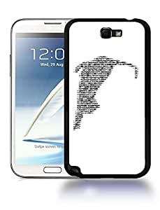 Cool New Typography Cat Kitten Phone Case Cover Designs for Samsung Galaxy Note 2