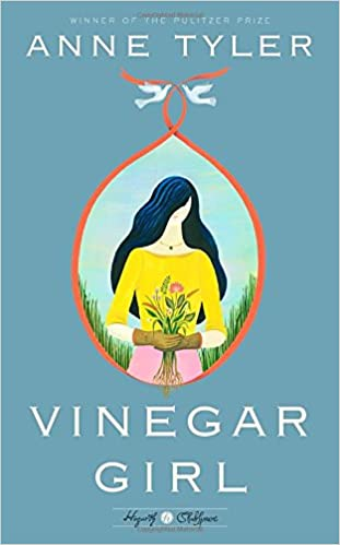 Image result for vinegar girl cover