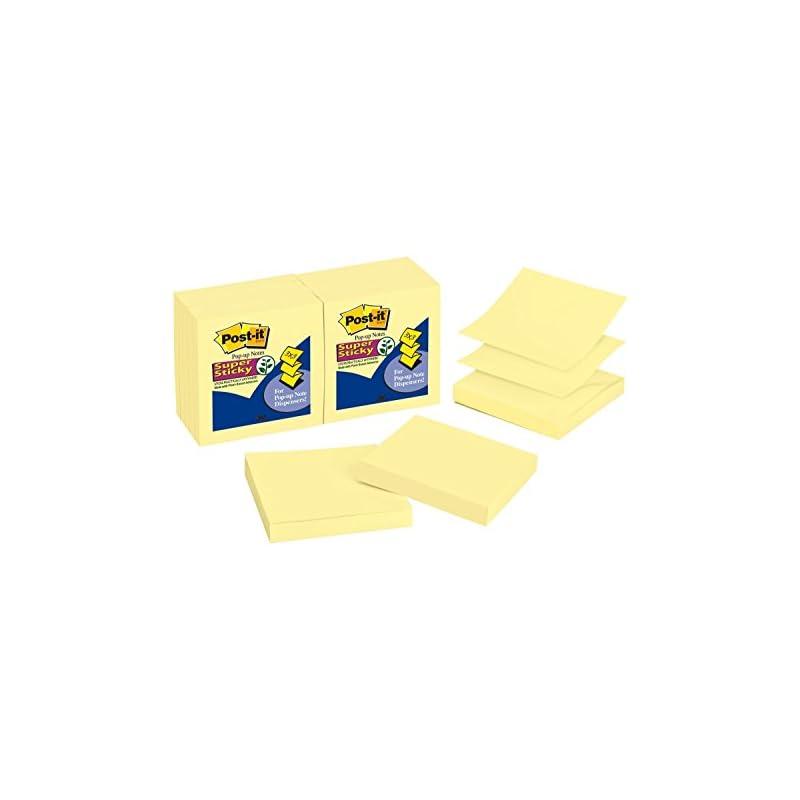 Post-it Super Sticky Pop-up Notes, 2x St