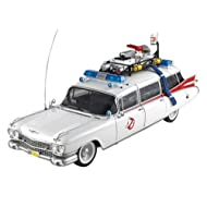 "1959 Cadillac Ambulance Ecto-1 From ""Ghostbusters 1"" Movie 1/18 by Hotwheels BCJ75"