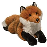 Fletcher Red Fox DLux Plush Stuffed Animal