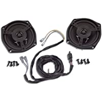 Show Chrome Accessories 52-717 Two-Way Rear Speaker Kit