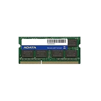 1 GB de memoria RAM para ordenador portátil, DDR3 SODIMM ADATA AD73I1A0873EU 1333MHz 3-10600S 1RX8 CL9, PC: Amazon.es: Electrónica