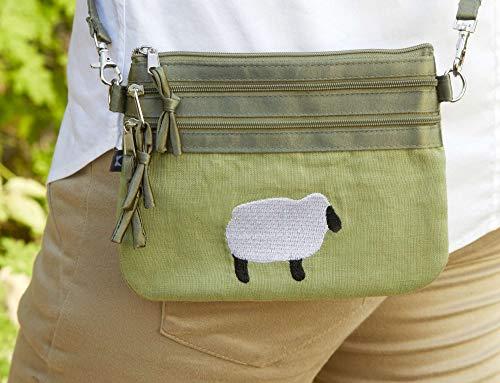Earth Femme Pour Mouton Cutepch Sac Squared Bandoulière S rx8frg