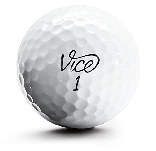24 Vice Assorted Models Mix AAA (3A) Condition Used Golf Balls