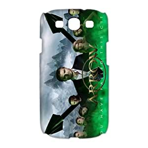 Classic Case ARROW pattern design For Samsung Galaxy S3 I9300(3D) Phone Case