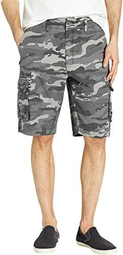 O'Neill Men's Cohen Shorts Black Camo 33 11 ()