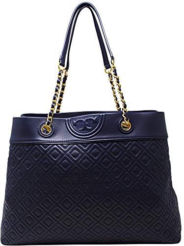 Tory Burch Blue Handbag - 3