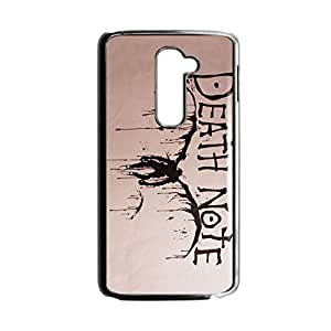 Printing With Death Note Creative Back Phone Cover For Teens For Optimus G2 Choose Design 1