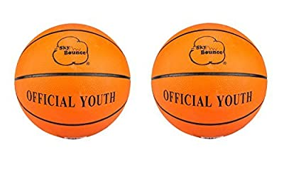 Sky Bounce? Brand Basketballs For Men, Women, and Children of All Skill Levels (Select Your Size and Type)