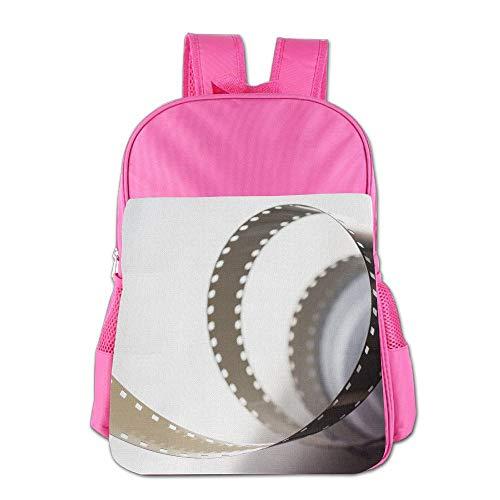 School Bag Backpacks For Girl Boy Camera Flim Movie Children High School Backpack