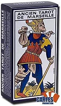 carte tarot de marseille Ancien Tarot de Marseille   78 lames (PROMO), Figures   Amazon Canada