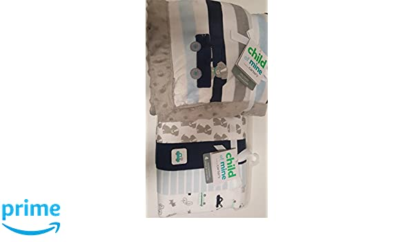 Amazon.com: Child of mine blanket gift set: Baby