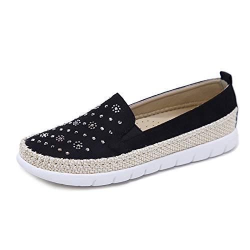 Noir Taille couleur Qiusa Eu Noir 42 Shoes f1gW7xE