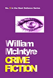 Crime Fiction (Best Defence series Book 5) (English Edition)