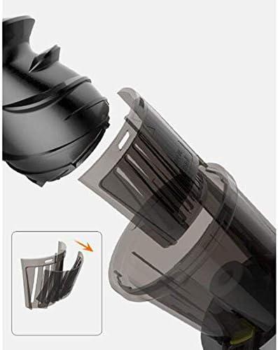 Zyl Presse-agrumes pour presse-agrumes pour séparer les jus de grignotage avec moteur silencieux à deux étages et presse-agrumes avec fonction inverse