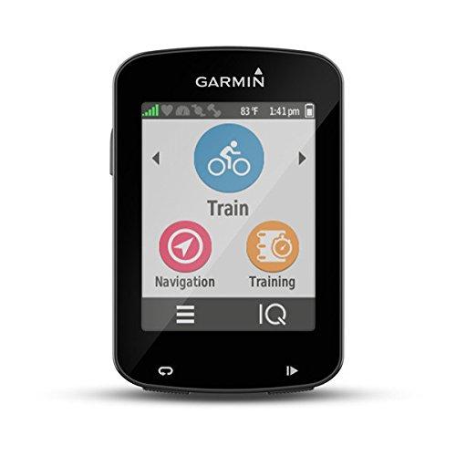 Garmin Edge 820 GPS Bike Computer, Black/Silver