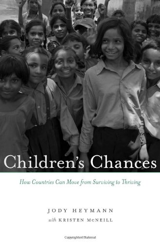 Download Children's Chances: How Countries Can Move from Surviving to Thriving PDF