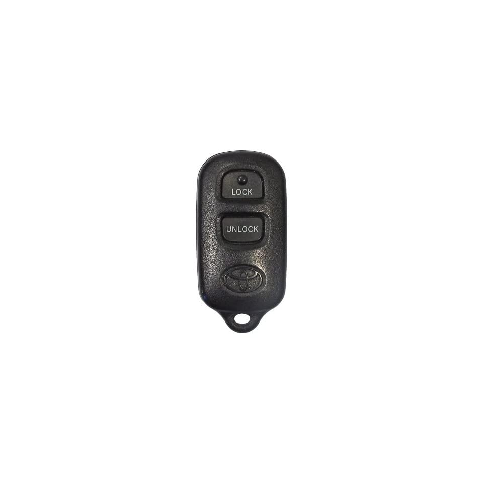 2003 2008 Toyota Corolla Keyless Entry Remote Fob Clicker with Free Do it yourself Programming