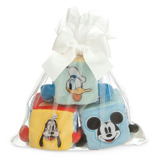 - Disney Mickey Mouse and Friends Soft Blocks for Baby
