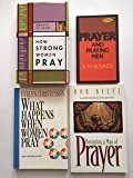 img - for Praying (Set of 4) How Strong Women Pray; Becoming a Man of Prayer; What Happens... book / textbook / text book