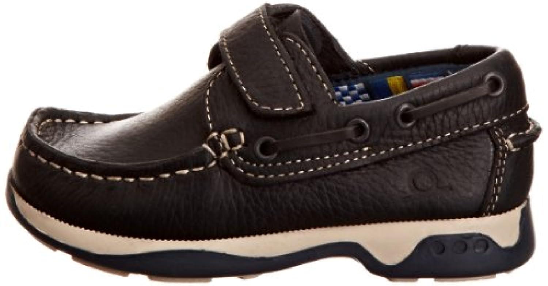 Chatham Unisex Kid's Anchor Boat Shoes - Navy, 7 UK Child, Casual