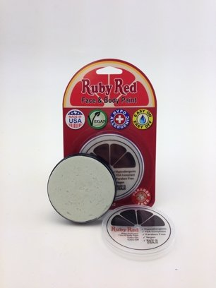 Ruby Red Paint, Inc. 18M905 Face Paint, 18 ML - Glow in The Dark -