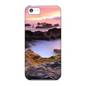 New 9 Cases Covers, Anti-scratch AlikonAdama Phone Cases For Iphone 5c