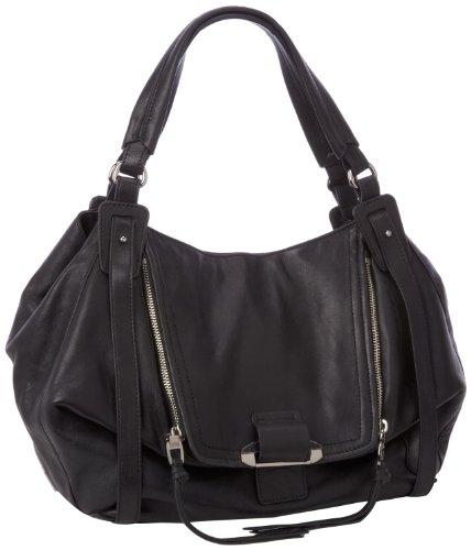 Kooba Jonnie KS13103-01 Shoulder Bag,Black,One Size, Bags Central