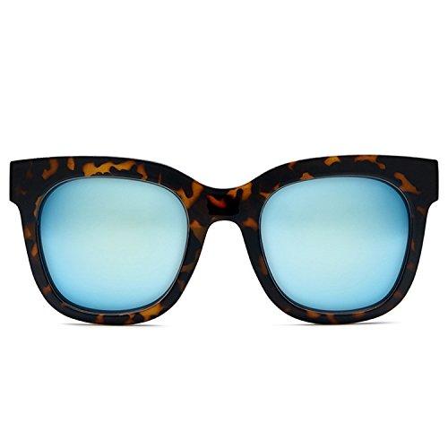 Quay Australia SAGANO Women's Sunglasses Retro Square Mirror Lenses - - Sunglasses Retro Quay