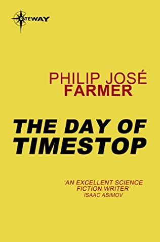 book cover of The Day of Timestop