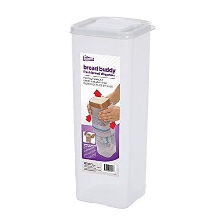 Buddeez Sandwich Size Bread Buddy Dispenser Inc. 00106W-BAG