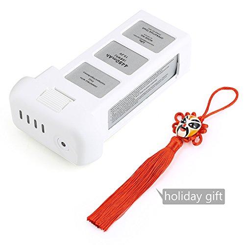 DJI Phantom 3 Battery, Chinsion DJI Battery 15.2V 4480mAh