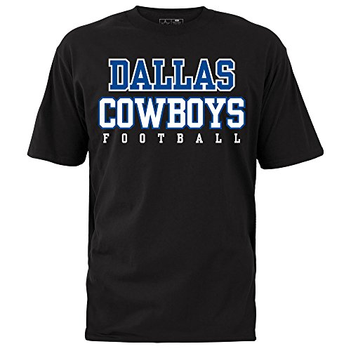 Dallas Cowboys Practice T-Shirt Black Large
