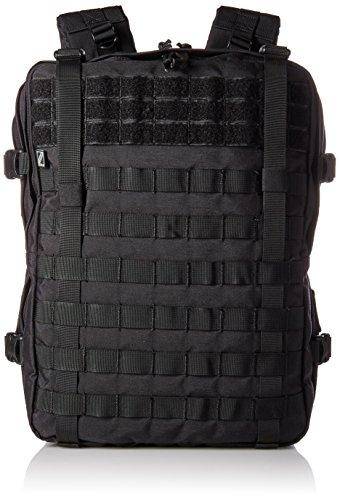 Jtech Gear Modular Medical Backpack, Black