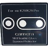 True Desire Back Camera Lens Protector Flexible Screen Protector Protector for Redmi k20/k20 pro,Anti Scratch Camera Lens Screen Protector 9H HD Camera Screen Protector(Buy One Get One Free)