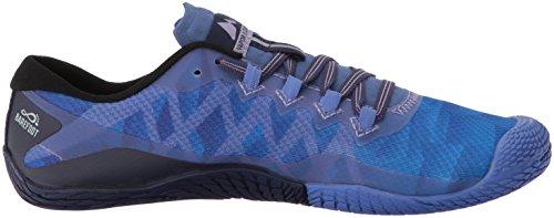 Vapor de Baja Azul Blue Blue Glove Baja Mujer para 3 Merrell Zapatillas Running dwZqIZ4