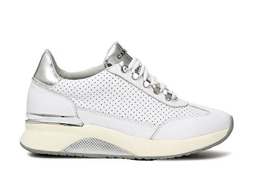 White Scarpe Off Nero Lacci Da215 271 Cafènoir Sneakers Donna Ba4xq8