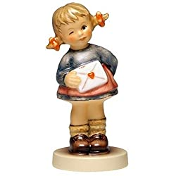 ISDD Cuckoo Clocks Hummel figurine message of love, original MI Hummel Collection, gift-boxed