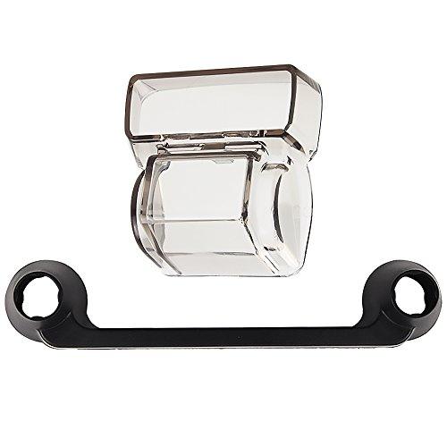 LEOBRO DJI Spark Gimbal Lens Cap Camera Cover Protector Guard 1PCS & Transport Clip Remote Controller Transmitter Joystick Protector 1PCS