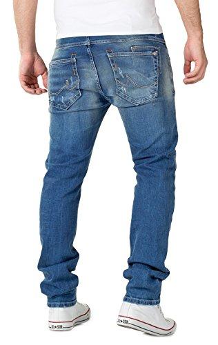 LTB Jeans Herren Straight Leg Jeans MORITZ PRINCE WASH, 3458, W30/L34