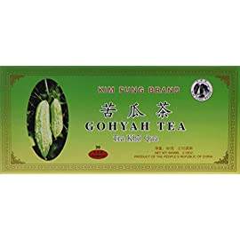 Gohyah Tea (Bitter Melon) 30 Tea Bags /Per Box 12 Gohyah Tea Bitter melon bitter melon tea