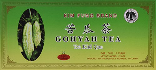 Gohyah Tea (Bitter Melon) 30 Tea Bags /Per (Bitter Melon Tea)