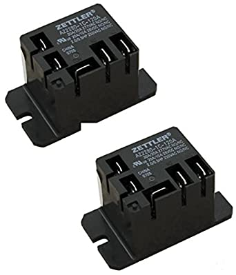 Amazon american zettler power relay spdt 30a 115v mini american zettler power relay spdt 30a 115v mini 30a spdt 120vac sciox Choice Image