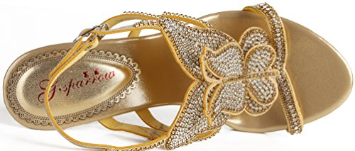 Salabobo Bride Arriere Femme Gold(cone) zDQqjQNzX