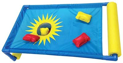 Water Sports 81107-3 Floaty Bag Toss Game - Quantity 4 by Water Sports