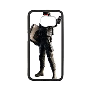 Resident Evil Operation Raccoon City Game Samsung Galaxy S6 Cell Phone Case Black Exquisite designs Phone Case KM5897H1
