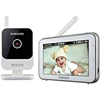 Samsung SEW-3042W RealVIEW HD Baby Video Monitoring System IR Night Vision 5.0 Inch. Touch Screen