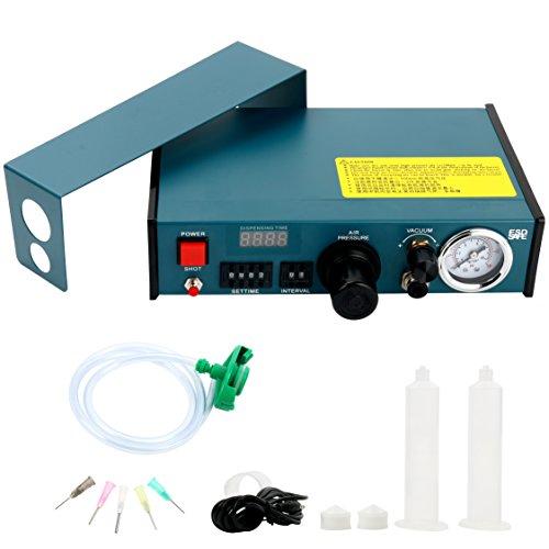 (Digital Display Auto Glue Dispenser Solder Paste Liquid Controller Dropper 983A)