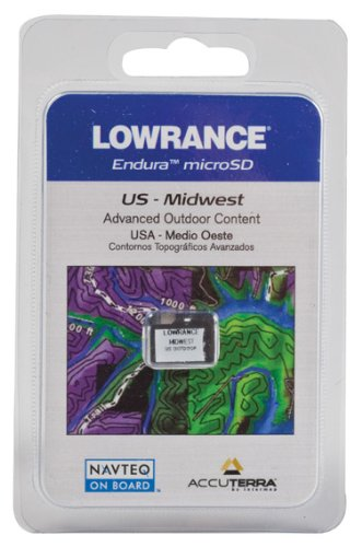 Lowrance Outdoor US Midwest Chart